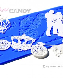 GC-009-eternal-romance-decoration-mould-with-lace