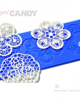 PC-011-Cupcake-Doilies-decoration-mould-with-lace