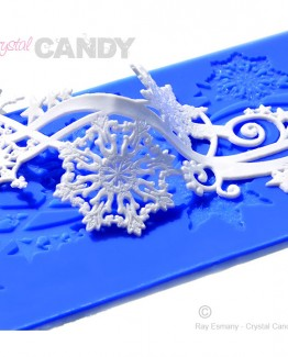 PC-012-snowflake-swirls-silicone-mould-with-lace