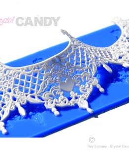 PC-015-Zara-decorating-silicone-mould-with-lace