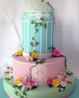 cake-birdcage