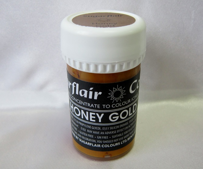honey-gold