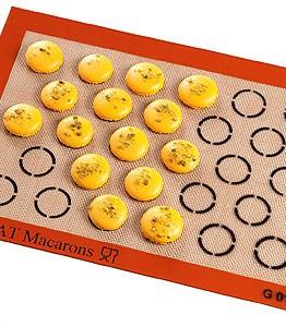 macarons silpat