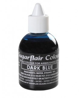 SUGARFLAIR 60 ML NEMETALIZAT DARK BLUE