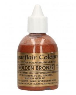 golden bronze