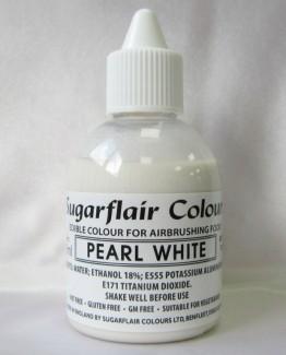 pearl-white