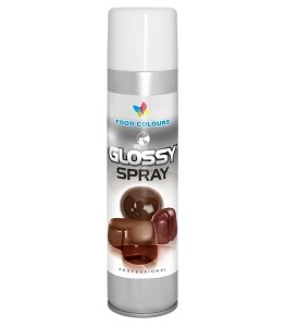 glossy spray 400 ml