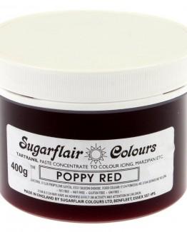 POPPY RED 400
